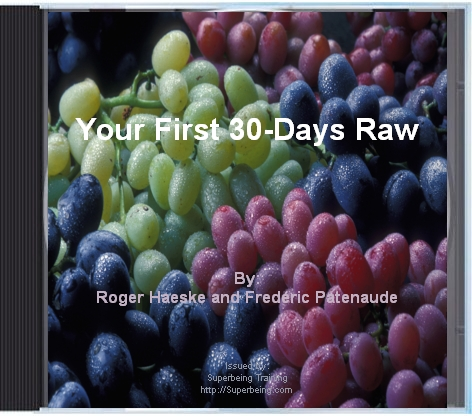 Your First 30 Days Raw CD